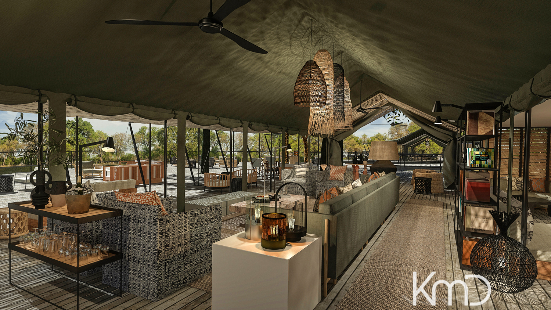 3D-Rendering-Tented-Bush-Camp-Zimbabwe-5