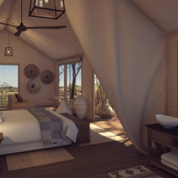 3D-Rendering-Tented-Bush-Camp-Botswana-2