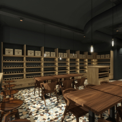 3D-Rendering-Wine-Tapas-Bar-France-3