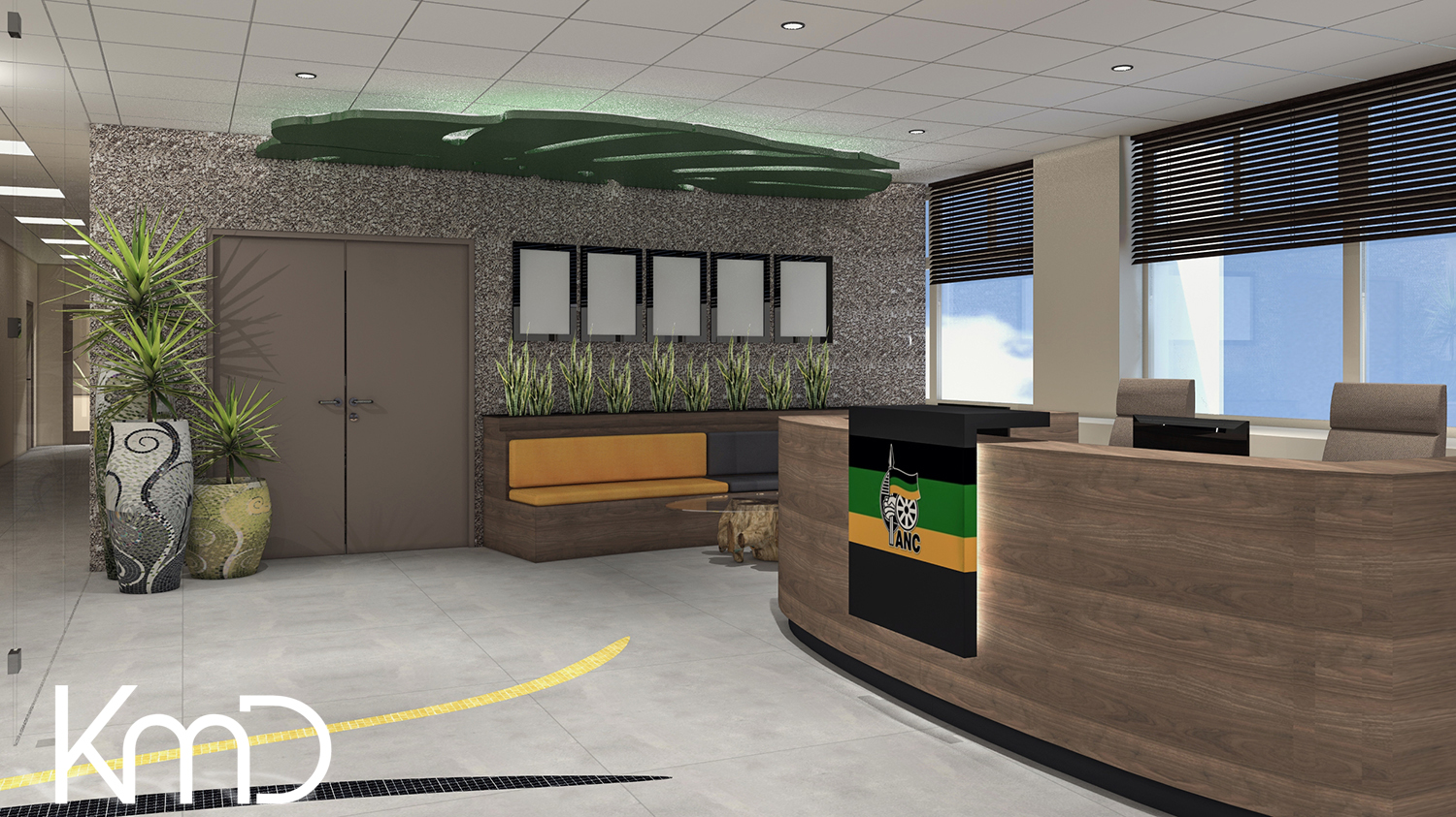 Rendering offices south africa durban cape town johannesburg