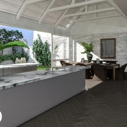 3D Rendering residential developement south africa durban cape town johannesburg
